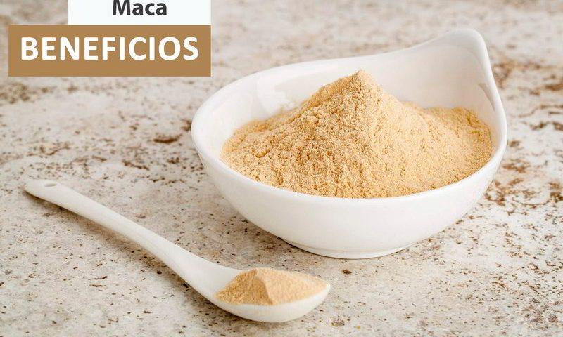 Beneficios de la MACA